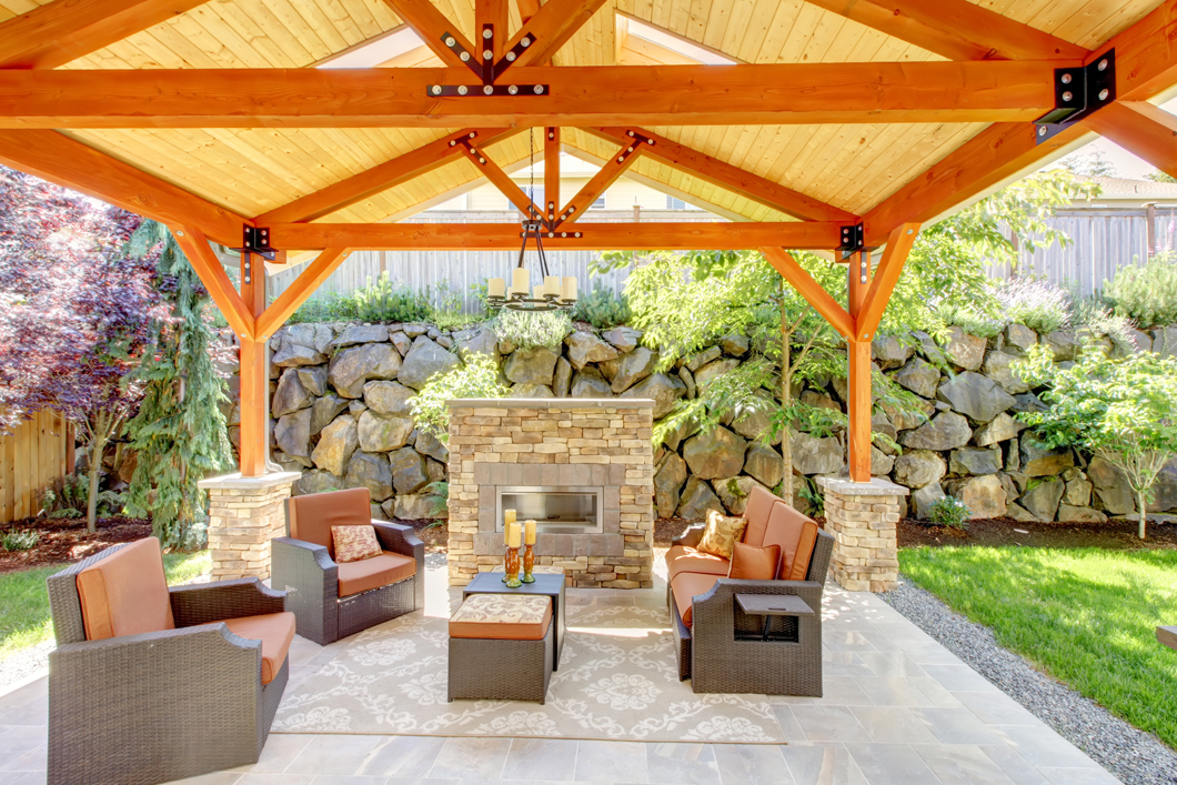 Extend Your Home Into the Outdoors